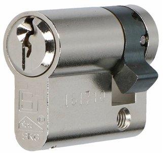 Enkele veiligheidscilinder S2 SKG2 30/10