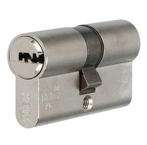 Veiligheidscilinder S2 SKG2 30/30 Met Keersleutel