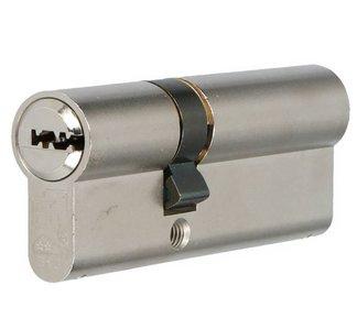 Veiligheidscilinder S2 SKG2 30/50 Met Keersleutel