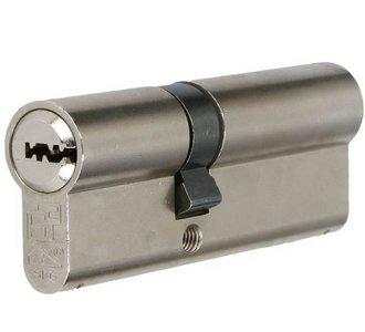 Veiligheidscilinder S2 SKG2 35/50 Met Keersleutel