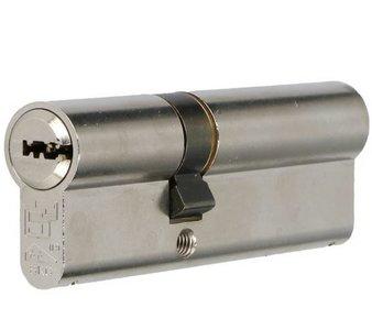 Veiligheidscilinder S2 SKG2 35/55 Met Keersleutel