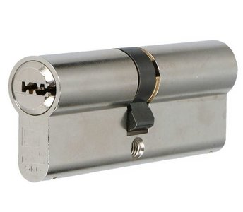 Veiligheidscilinder S2 SKG2 40/45 Met Keersleutel