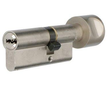 S2 Knopcilinder SKG2 40/30 Met Keersleutel