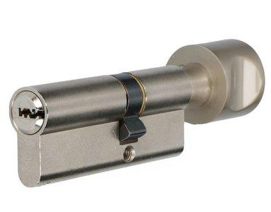 S2 Knopcilinder SKG2 45/30 Met Keersleutel