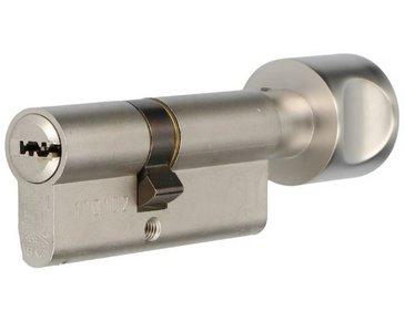 S2 Knopcilinder SKG2 30/40 Met Keersleutel