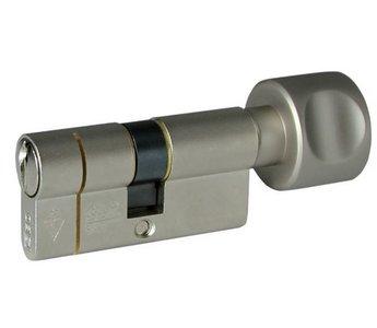 Knopcilinder 40/40 Iseo F6 Extra S SKG3